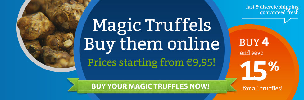 Buy Magic Truffles Online