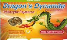Dragon's Dynamite: a magic explosion