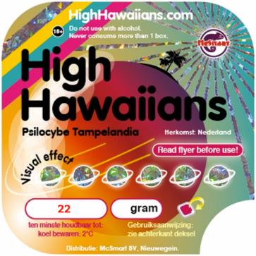 High Hawaiian Magic Truffles