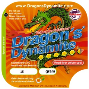Magic Truffles Dragon Dynamite