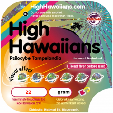 High Hawaiian Magic Truffles